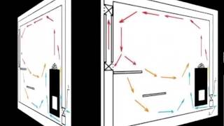 видео Естественная вентиляция в бане своими руками