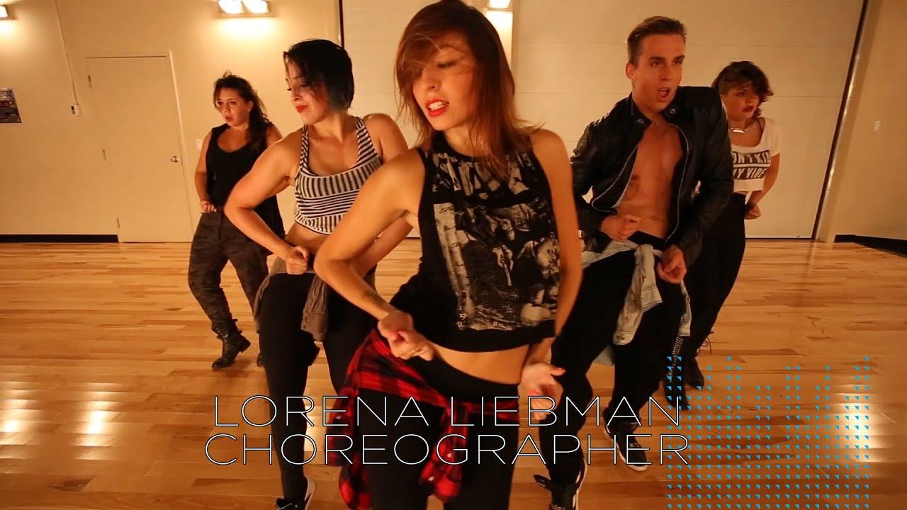 Lorena liebman choreo reel youtube lorena liebman choreo reel malvernweather Images
