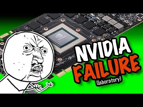 Nvidia FAILURE… Lab - AMAZING Behind The Scenes Tour
