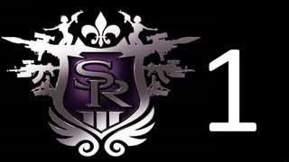Let's Play Saints Row 3 Coop Campaign Part 1