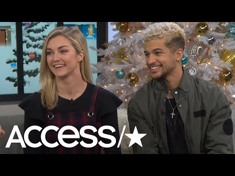 'DWTS' Champs Jordan Fisher & Lindsay Arnold Take Their Show On The Road   Access