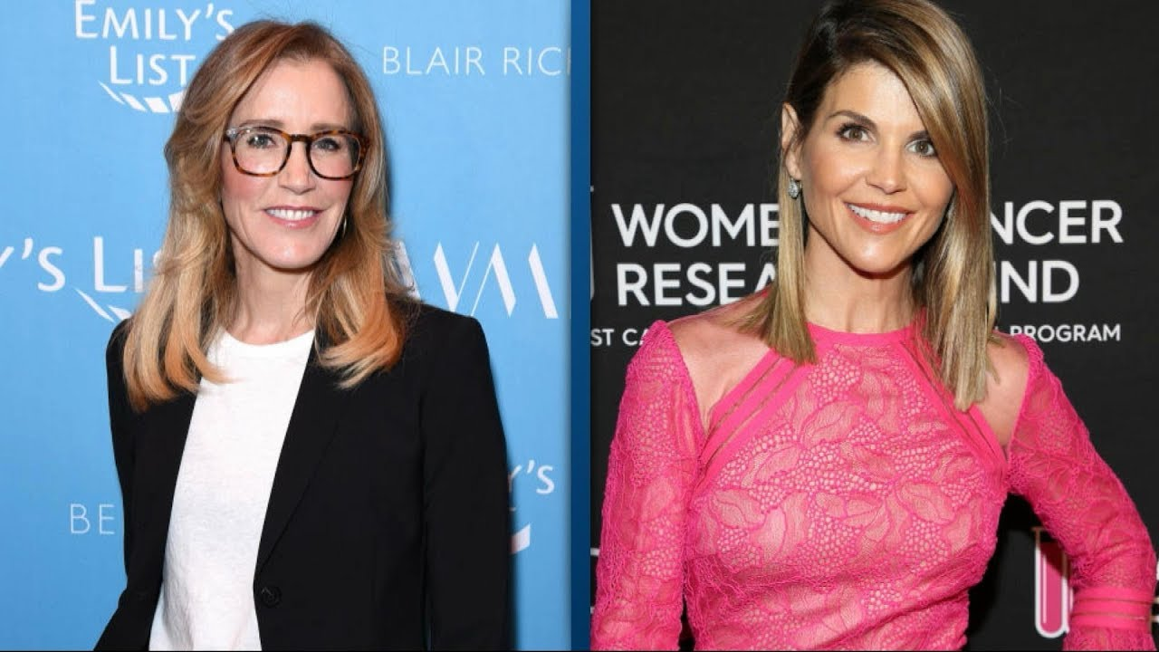 Felicity Huffman And Lori Loughlin Indicted In College