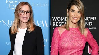 Felicity Huffman and Lori Loughlin Indicted in College Admissions Bribery Scam ET Live Is Here and Streaming 24/7: ...