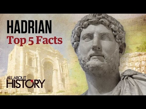 Hadrian | Top 5 Facts