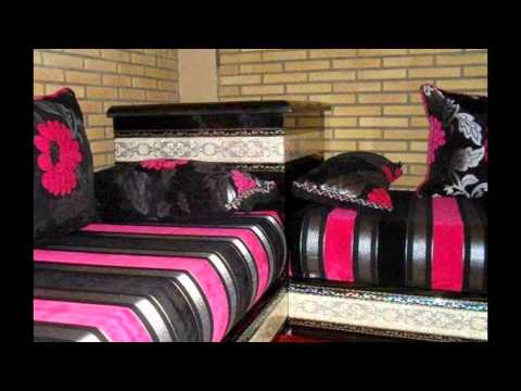 Salon marocain 2015 canap s youtube for Sedari marocain 2015
