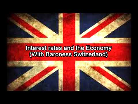 Interest rates and the UK economy. (02/11/17)