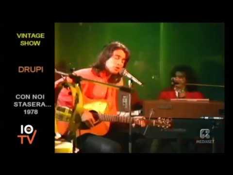 Drupi - Piero va (Live 1978)
