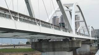 ◆阪急電車ラッピング 大阪モノレール◆