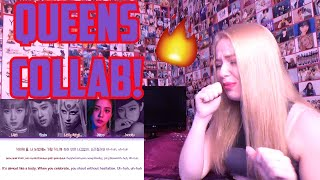 REACTING TO LADY GAGA, BLACKPINK - SOUR CANDY
