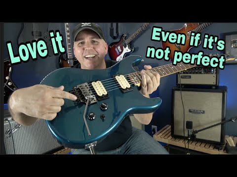 Why I Picked This $300 Guitar