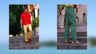 видео Мужские брюки MEYER и W.WEGENER - купить в интернет-магазине Luxury-Men