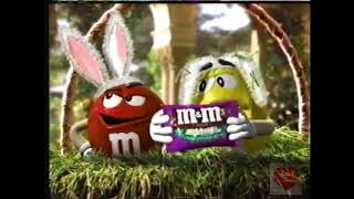 M&Ms Candy | Television Commercial | 1997 | Easter