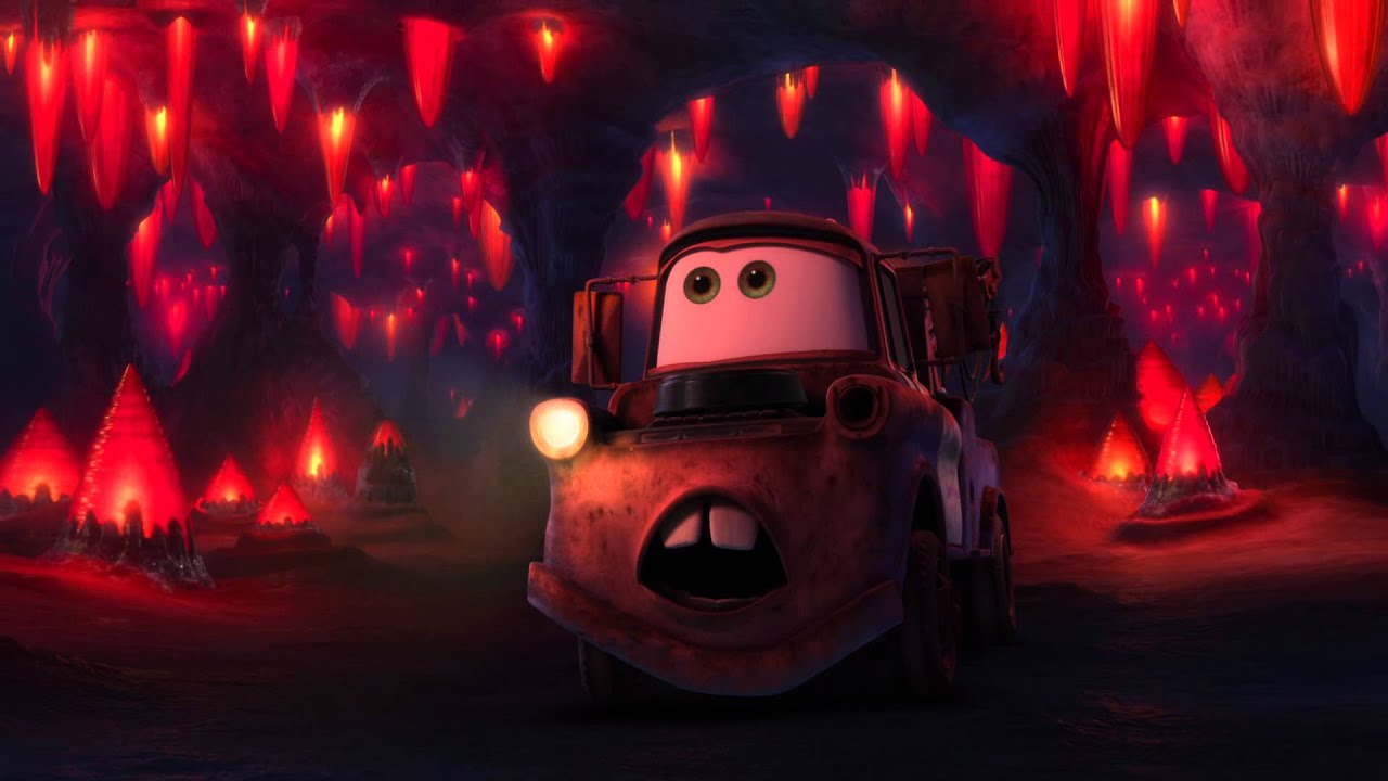 Free Car History Report >> Cars Toons Time Travel Mater - Trailer - YouTube