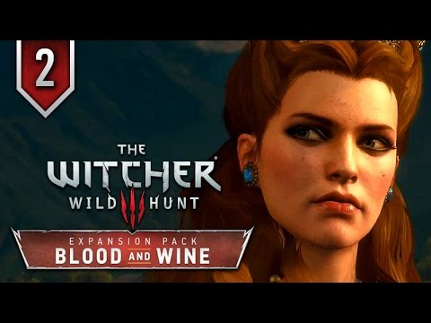 The Witcher 3: Blood & Wine - Game Movie (Story & Cutscenes) - Episode 2