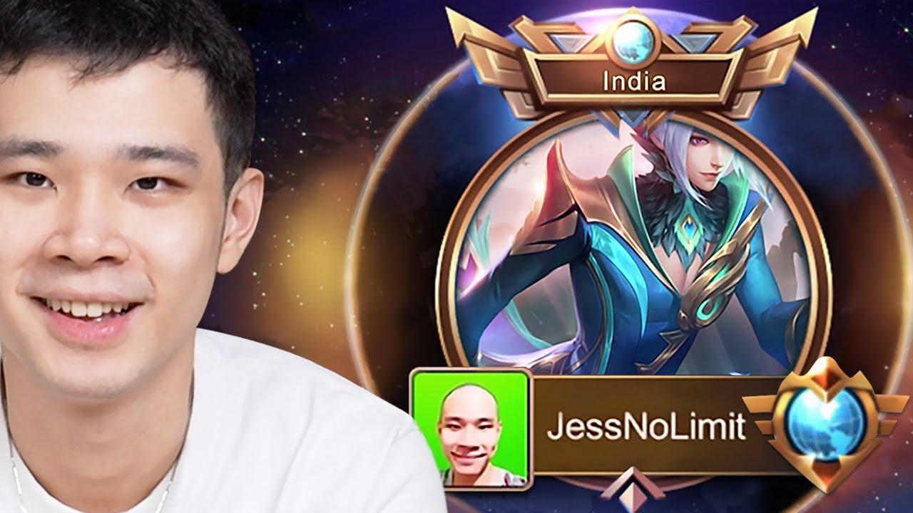 Detik-Detik Jadi Supreme Ling- Mobile Legends