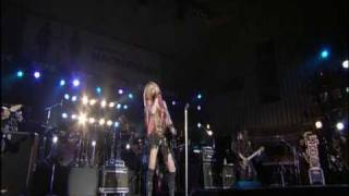 "Japanese GREAT! female rock band ""show-ya"" NAONのYAON2008より。 戒..."