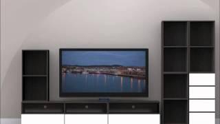Nexera Allure Entertainment Collection Vivedecor.com