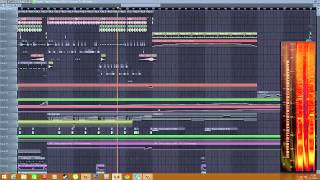 Deadmau5 - Some Chords (Val & Elect Remix) (FL Studio Playthrough)