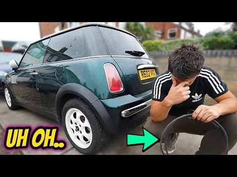 The Mini Cooper Failed Its MOT.. TWICE!?