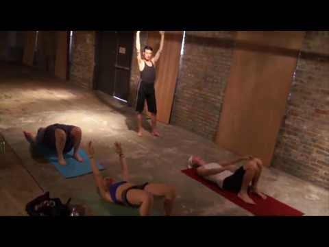 IMPETUS dance and movement festival at The Soap Factory