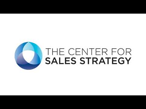 Episode 23: Greg Giersch from The Center for Sales Strategy