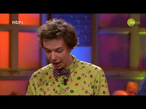 Korties Kwesties - Muziek van rommel   Podium Witteman