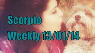 Scorpio astrology forecast 13th Jan 2014 with Michele Knight