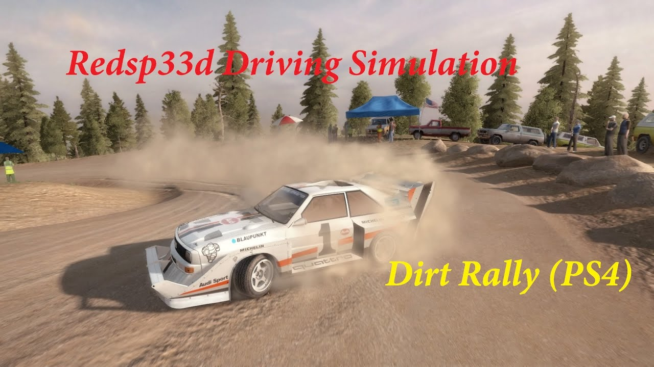 dirt rally ps4 with logitech g27 week 1 redsp33d youtube. Black Bedroom Furniture Sets. Home Design Ideas