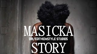 Music video by Masicka performing Tyler & Puffy Story (Pt. 1&2). © ...