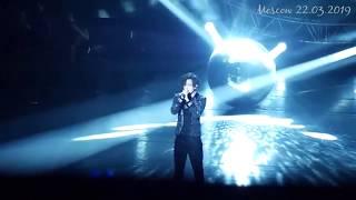 Dimash Kudaibergenov : Sinful Passion - Concert Moscow - 22/03/19