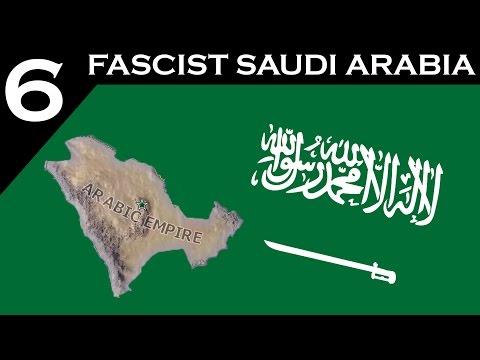 Hearts of Iron 4   Saudi Arabia   #6   CAREFUL PREPARATION