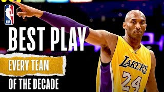 Every NBA Team's Best Play Of The Decade
