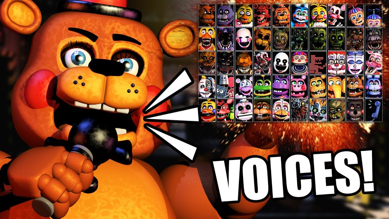 ALL CHARACTERS ARE GETTING VOICES?! ||