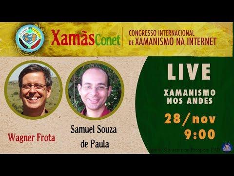Wagner Frota - Live XamãsConet