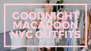 Outfit Ideas with Goodnight Macaroon | NYC Looks