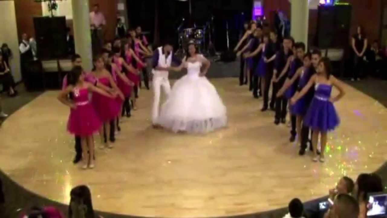 5bd7bd1611 Jennifer s Quinceanera Vals  Tiempo De Vals Y El Vals de Las Mariposas! -  YouTube