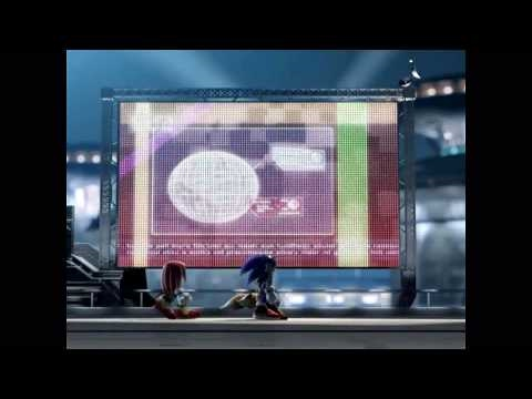 Sonic: Open Your Heart [With Lyrics]