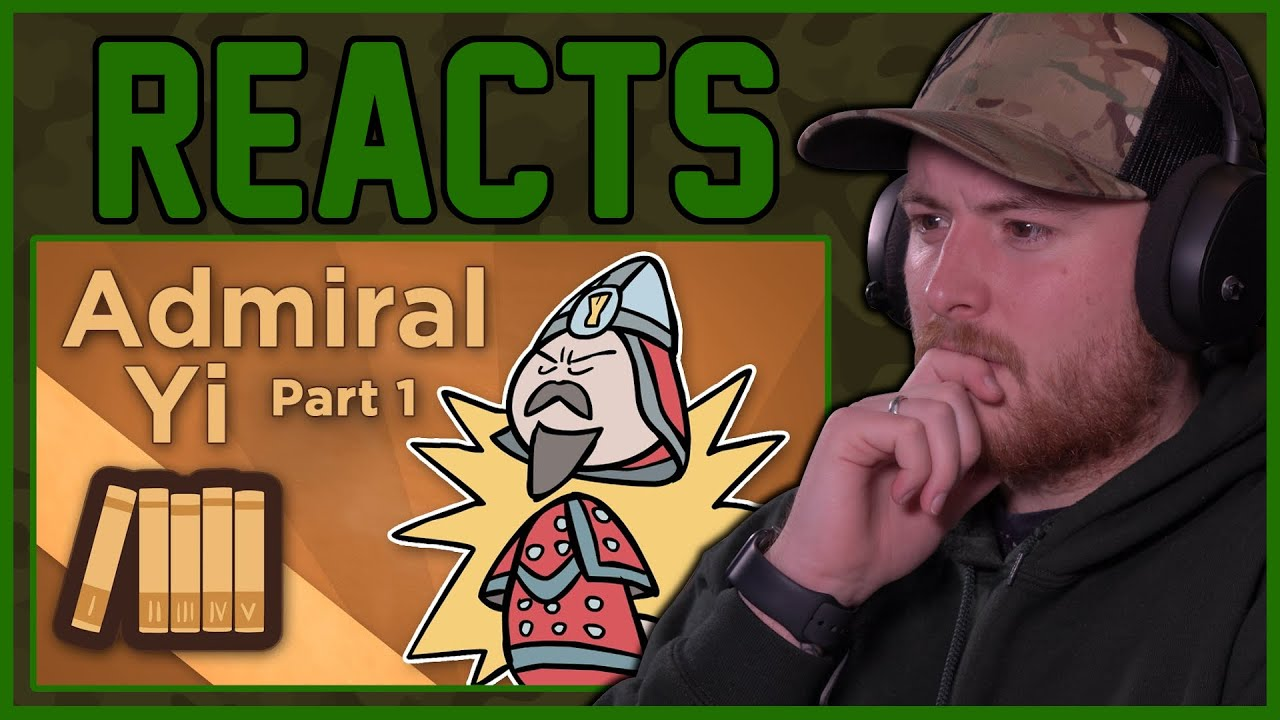 Download Royal Marine Reacts To Korea: Admiral Yi - Keep Beating the Drum - Extra History - #1