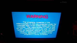 Opening To VeggieTales God Wants Me To Forgive Them 2004 DVD