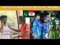 India vs Pakistan Betting Prank on strangers | Prank in india | By B 4 Bacahao