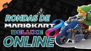 Rondas De Mario Kart 8 Deluxe! Entra A Jugar!