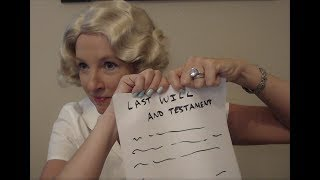 ASMR 1940s Roleplay ~ Carol Plans a Party