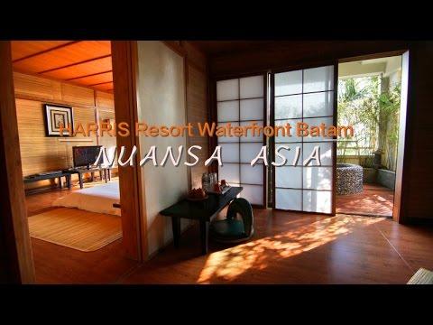 Nuansa Asia - HARRIS Resort Waterfront Batam (SONY HDR-AS20)