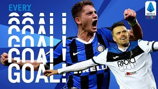 Iličić Nets Twice as Inter Goes Back on Top Before Christmas Break! | EVERY Goal R17 | Serie A TIM