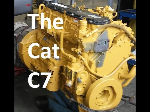 The Cat C7 Engine Facts Walk Around Sensor Locations And Maintenance Know Your Engine