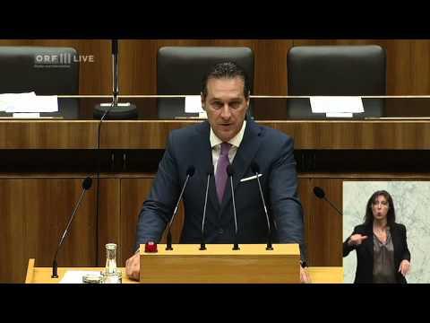 Heinz-Christian Strache (FPÖ) zum Thema Asylmißbrauch