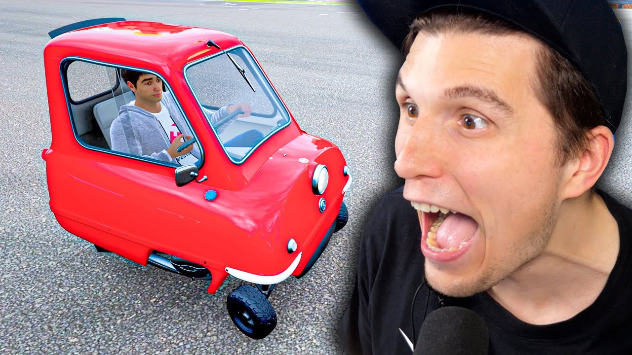 Ich fahre das schnellste DREIRAD der Welt (über 250km/h) | Forza Horizon 4