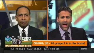 First Take HD  Is It Time To Give Russell Westbrook The MVP   April 10, 2017 1