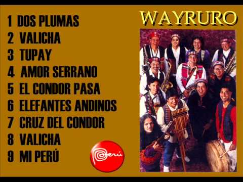 WAYRURO - Full Álbum (Peruvian Music)
