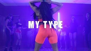 Saweetie -  My Type Challenge video @niapsspain